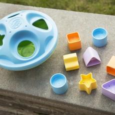 Green Toys Jeux de forme