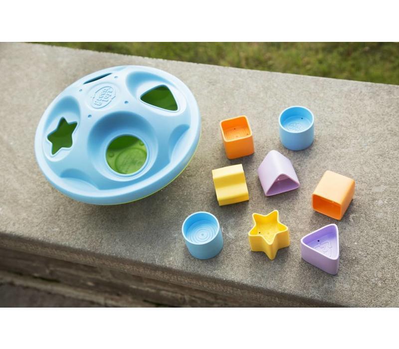 Green Toys vormenspel