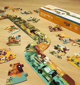 Londji Racepuzzel (3 meter lang)