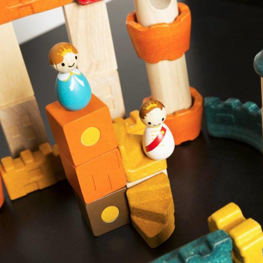 Plan Toys Plan Toys fantasie bouwblokken