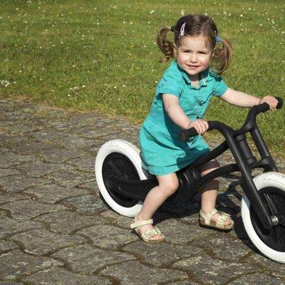 Wishbone Vélo d'équilibre noir