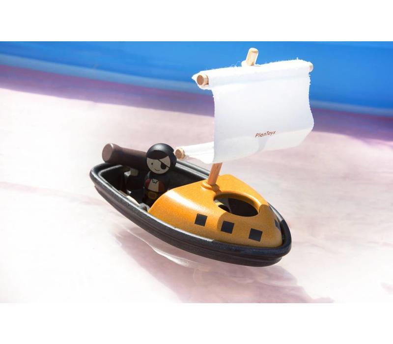 Plan Toys piratenboot