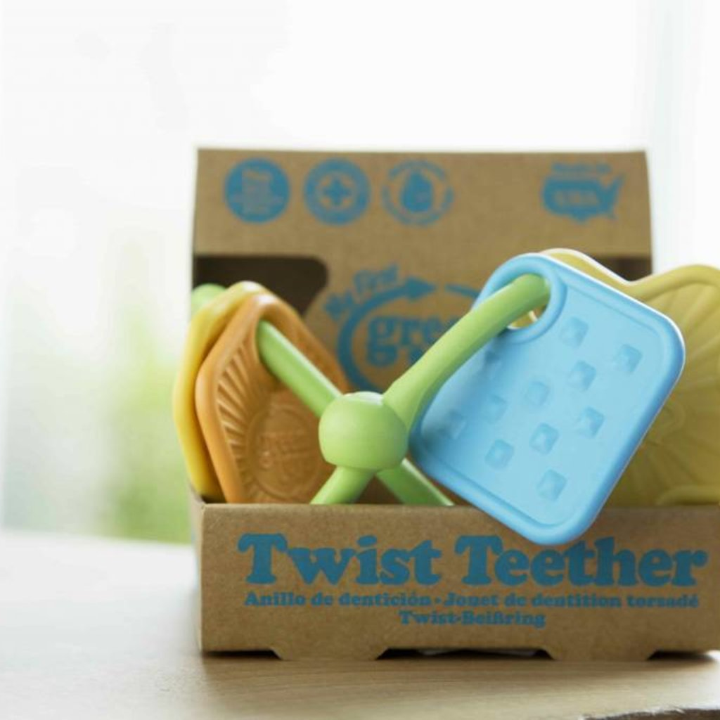 Green Toys Green Toys Twist teether