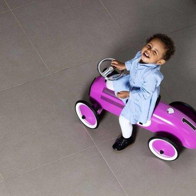 Goki Petite voiture Lilas