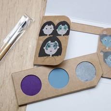Namaki Bio face painting kit fairy & mermaid