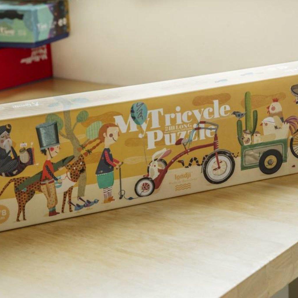 Londji Londji My Tricycle puzzle