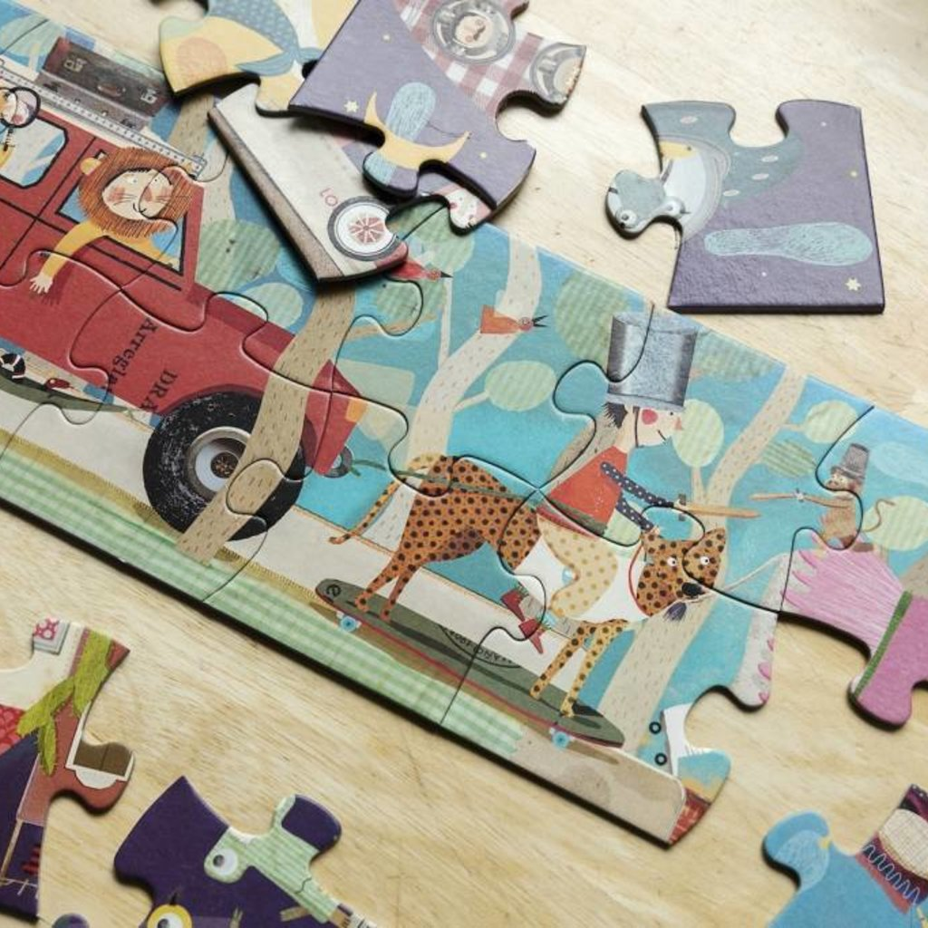 Londji Puzzle tricycle
