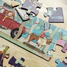 Londji Londji Mijn Driewieler puzzel