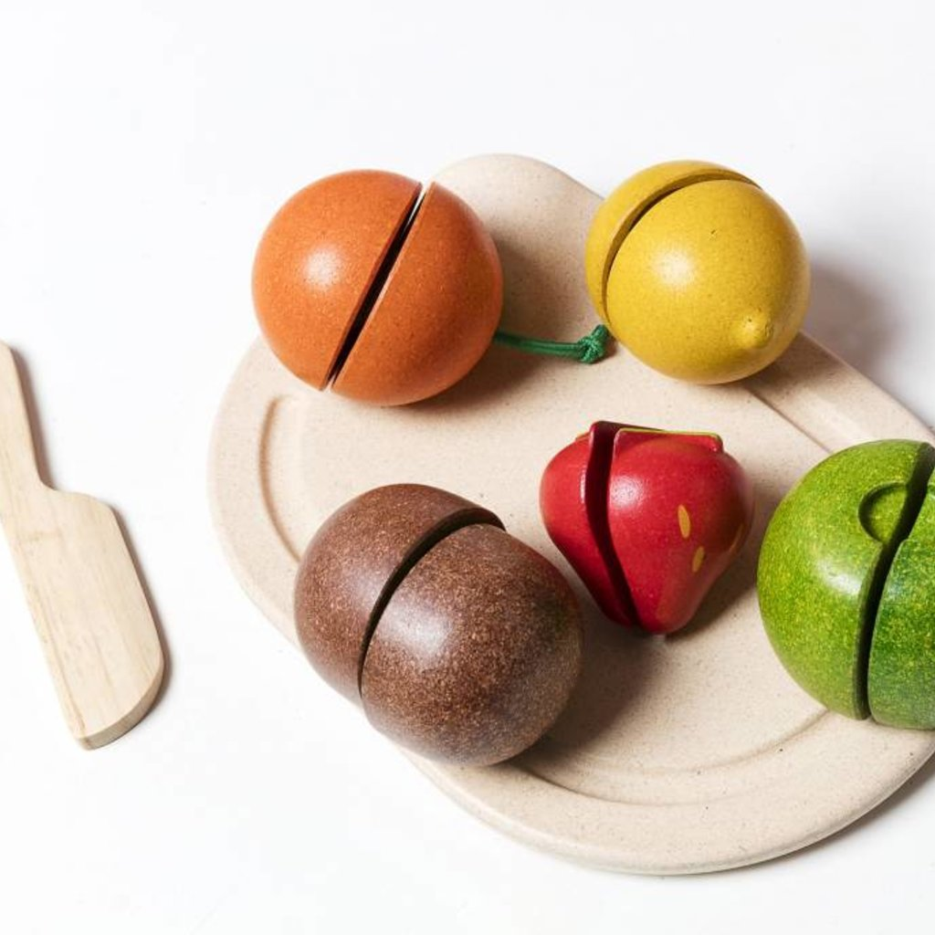 Plan Toys Plan Toys assorted fruit set