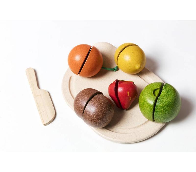 Plan Toys fruitset