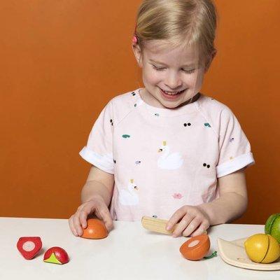 Plan Toys Assortiment de fruits à couper