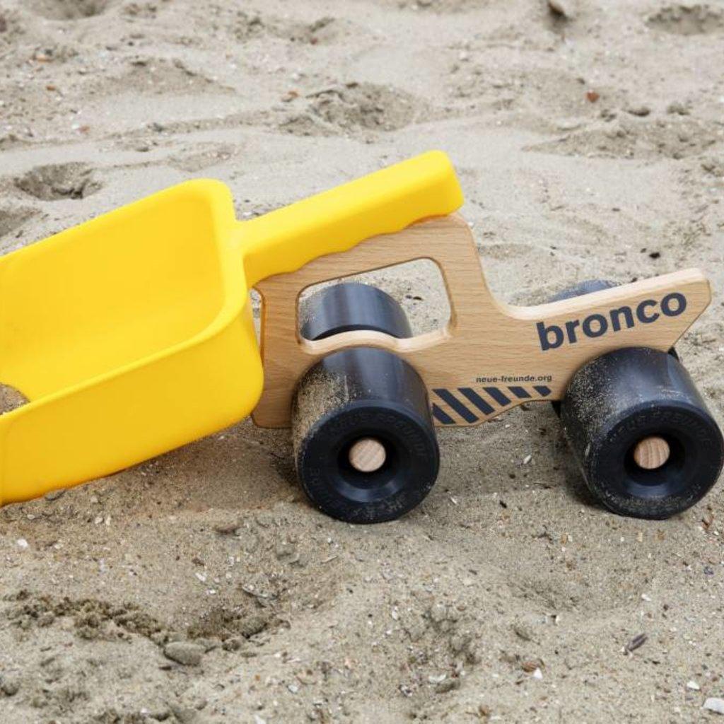 Neue Freunde Bronco zandscheptruck