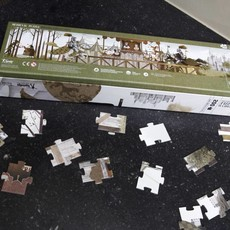 Londji Puzzle médiéval