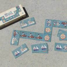 Londji Put the ocean-domino cards together!