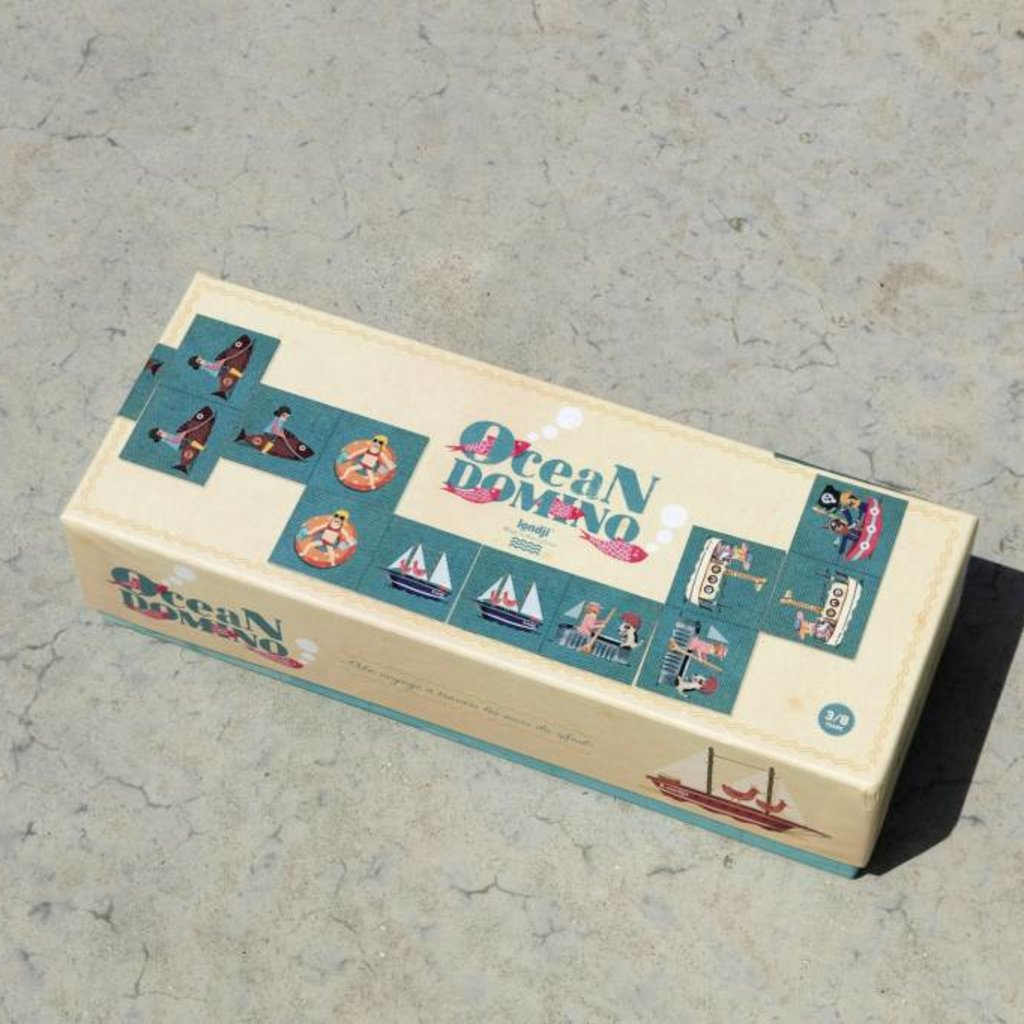 Londji Domino d'océan