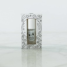 Nailmatic Nailmatic nagellak wit met glinsters 'Super'
