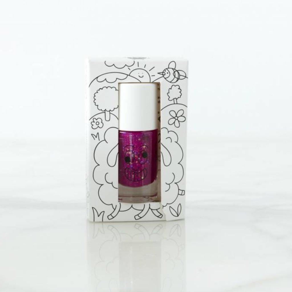 Nailmatic Nailmatic nail polish Piglou lilac glitter