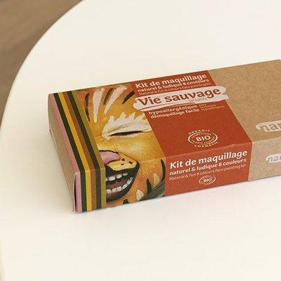 Namaki Kit de maquillage bio vie sauvage