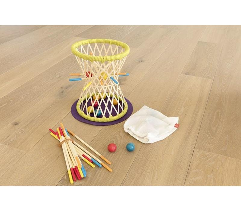 Het ingenieuze ballenspel!