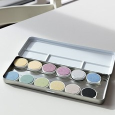 Ökonorm Ökonorm watercolour paintbox 12 colours
