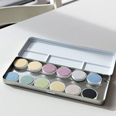 Ökonorm Watercolour paintbox
