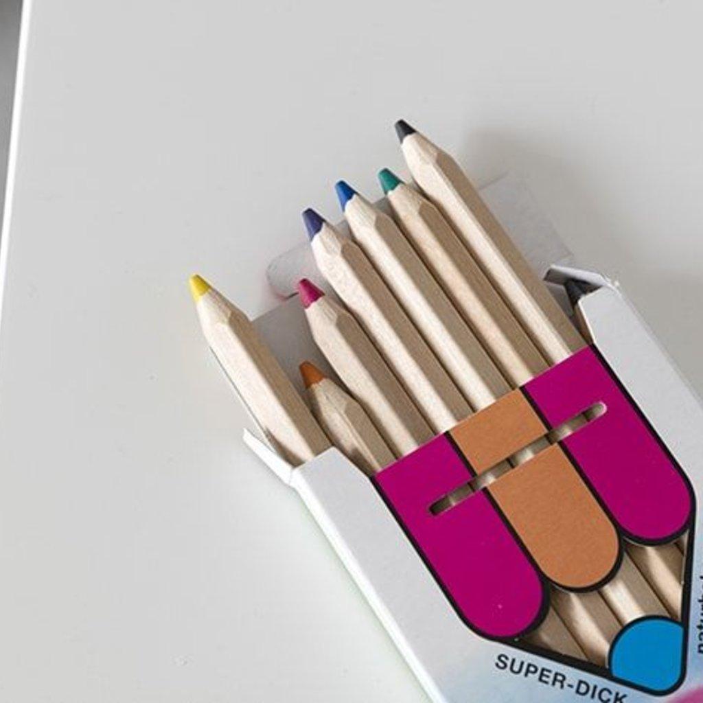 Ökonorm Ökonorm jumbo kleurpotloden 8 stuks