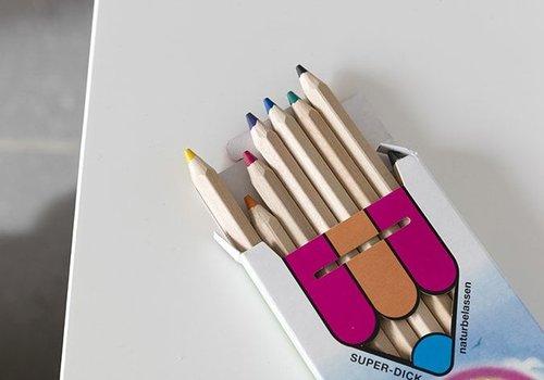 Ökonorm Jumbo kleurpotloden (8st)