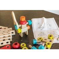 Plan Toys constructieset