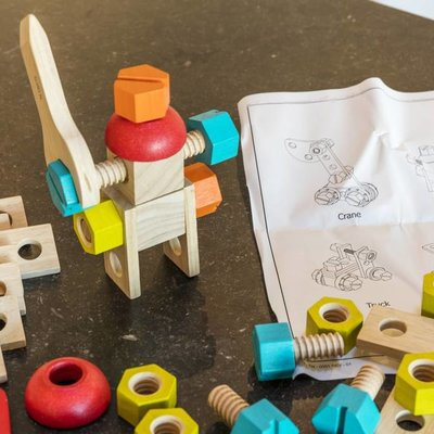 Plan Toys Kit de construction