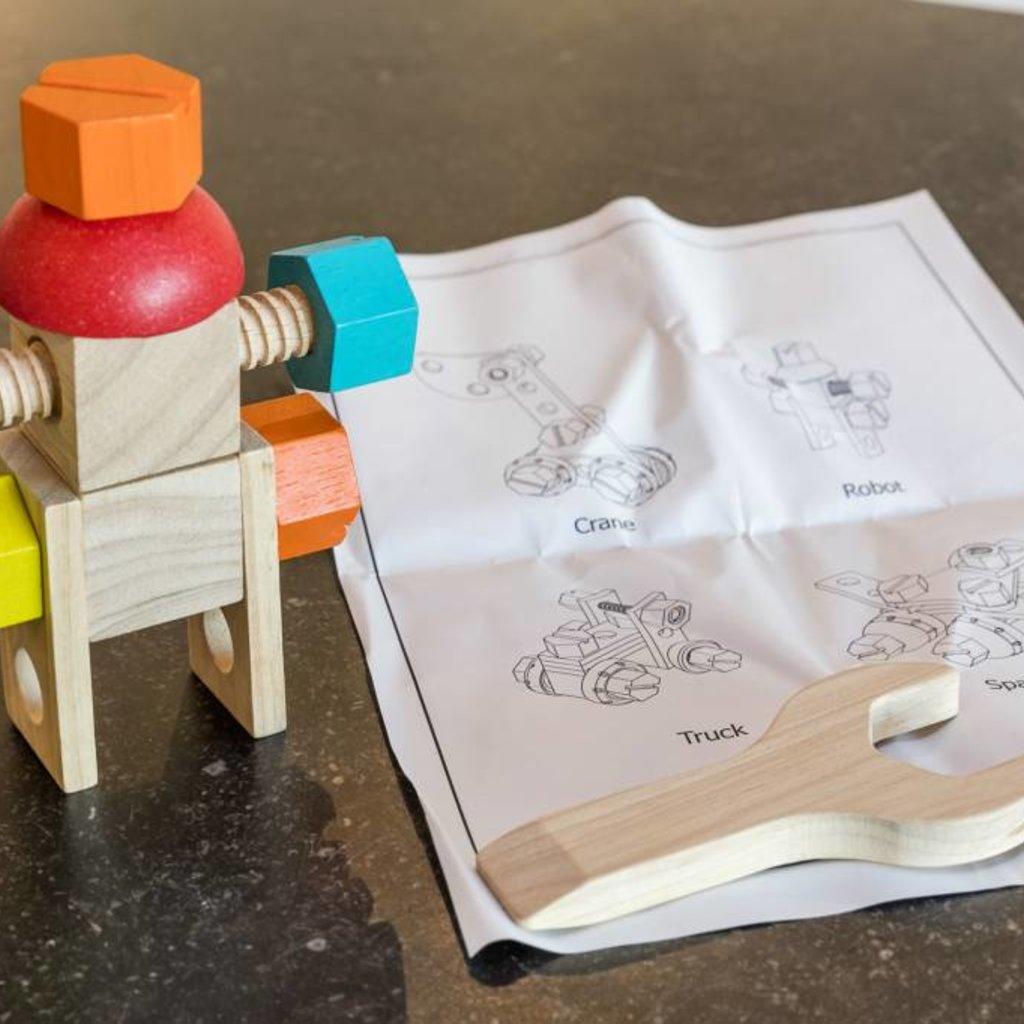 Plan Toys Plan Toys constructieset