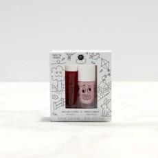 Nailmatic Shiny lips & nails!