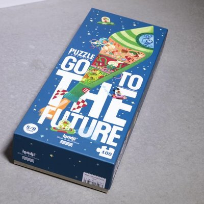 Londji Go to the future puzzel
