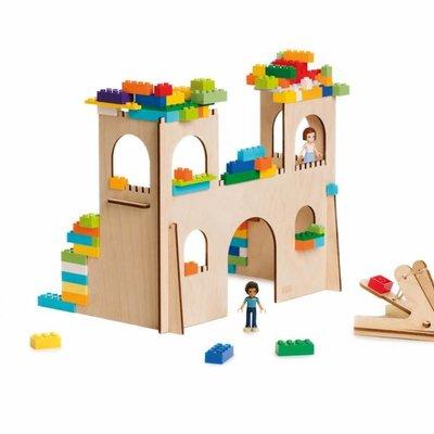 Brikkon Château en bois à construire