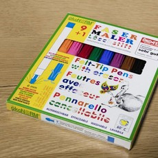 Ökonorm Ökonorm felt-tip Pens 10 pieces
