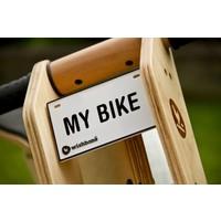 Geef je favoriete naam aan je favoriete fiets!