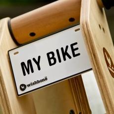 Wishbone Geef je favoriete naam aan je favoriete fiets!
