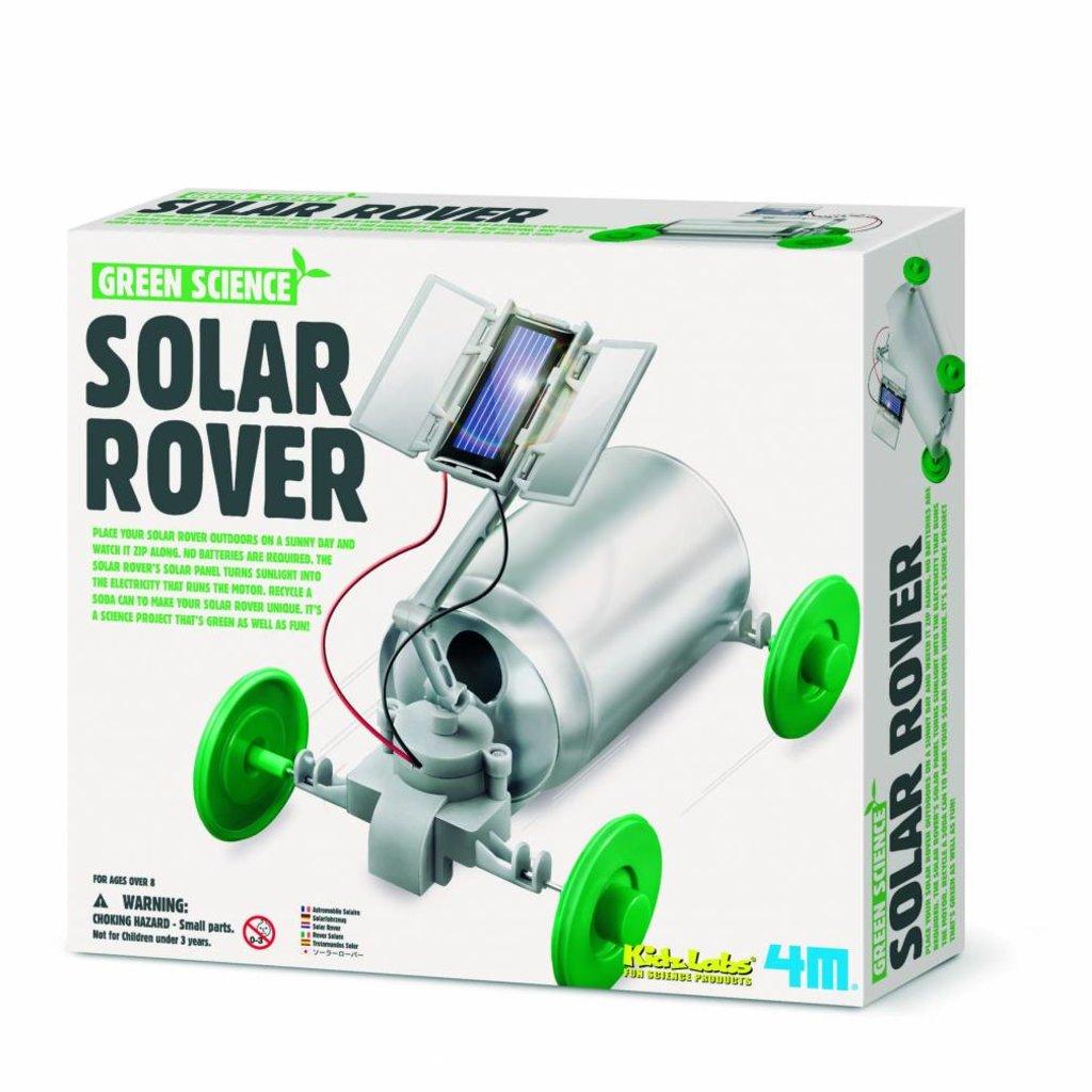 4M Toys 4M Voiture solaire