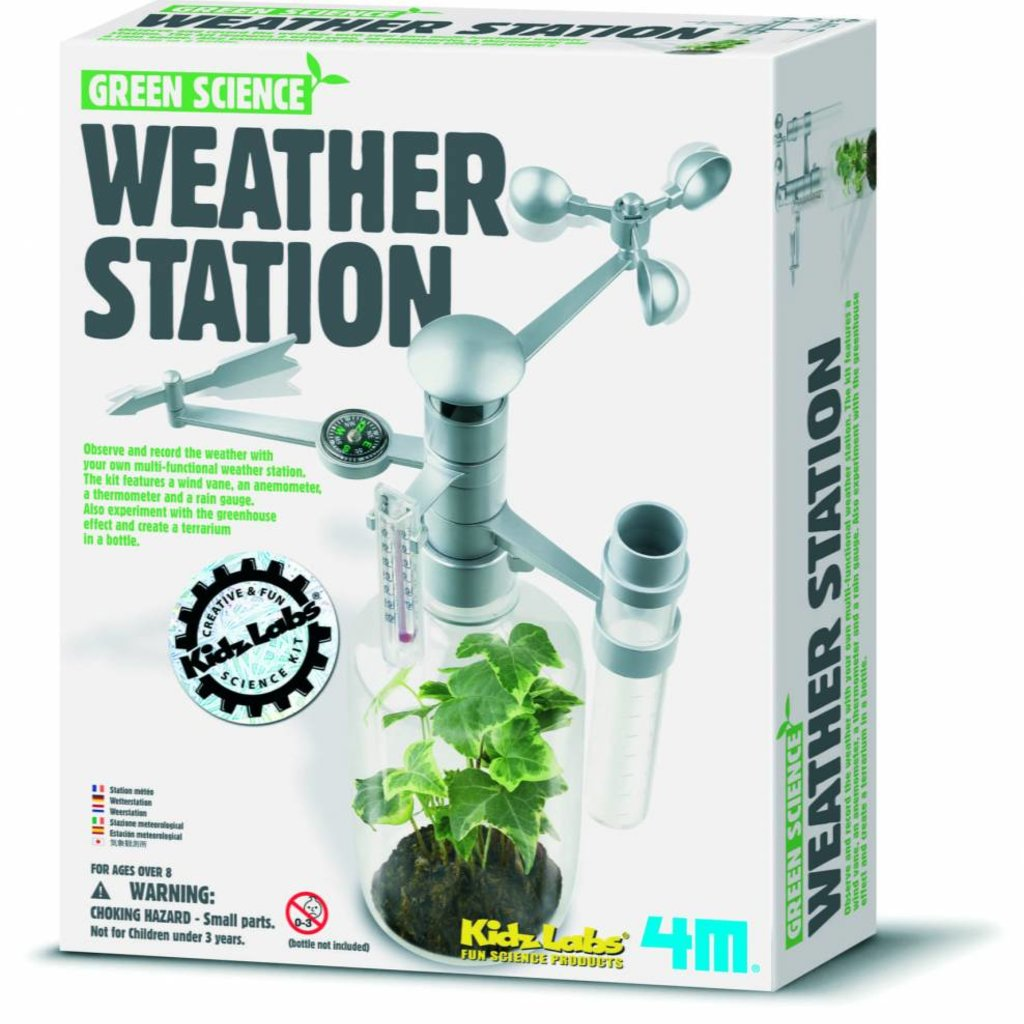 4M Toys 4M Station météo