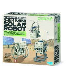 4M Toys Mini solar robots