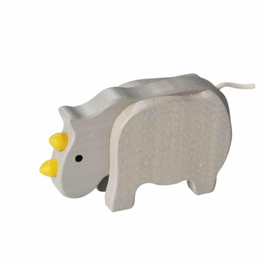 EverEarth Everearth bamboo rhinoceros