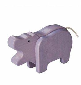EverEarth Nijlpaard in bamboe
