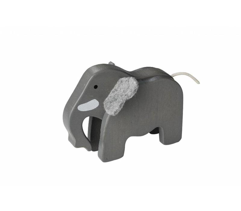 EverEarth olifant in bamboe
