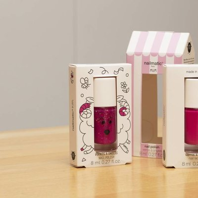 Nailmatic Set de vernis à ongles mère-fille coffret Coco & Sheepy