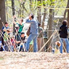 Stick Lets Stick-lets 18-piece Mega fort set