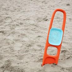 Quut Quut pelle de plage Scoppi vintage