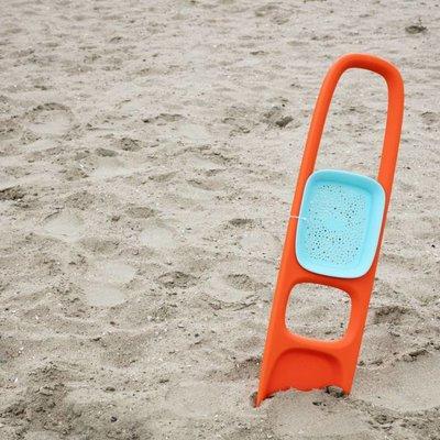 Quut Pelle de plage Scoopi vintage