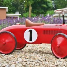 Goki Loopauto rood