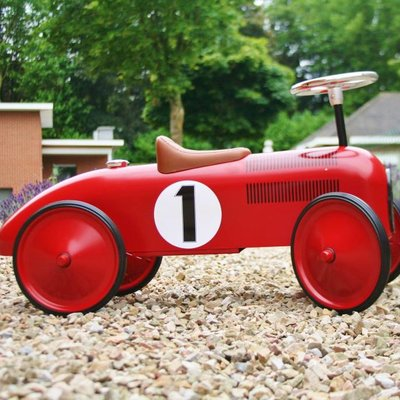 Goki Running Car Red