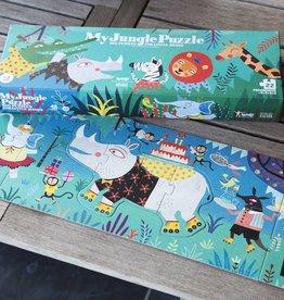 Londji My Jungle puzzel