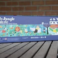 Londji My Jungle Puzzle: een grote puzzel voor kleine handjes